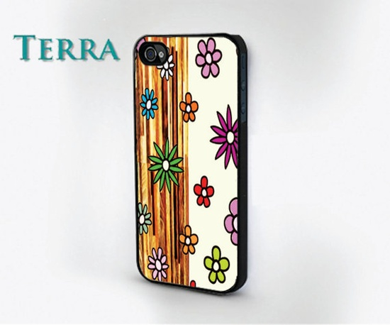 Floral - Abstract Pattern - iphone 5 cases Cool iPhone Cases- Cool iPhone Cases