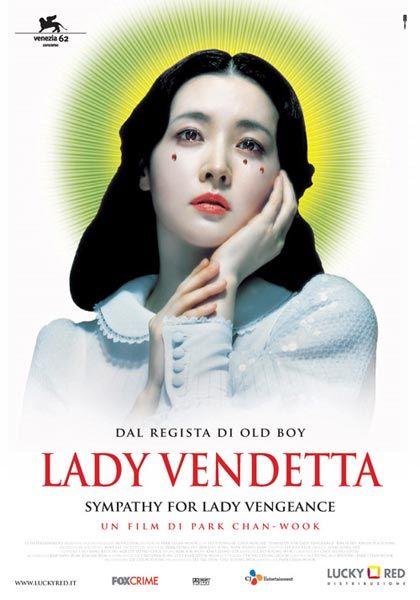 """""""Lady vendetta"""" Lady vengeance"""