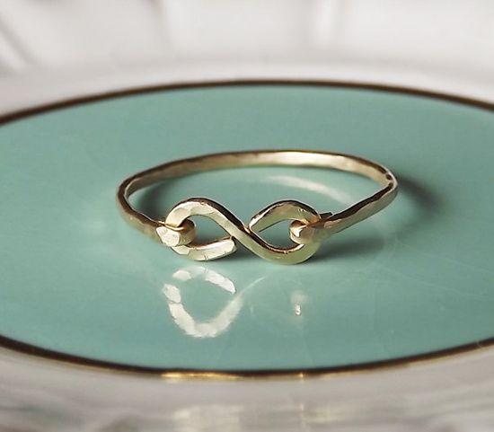 Infinity Band by Bellatrina Jewelry