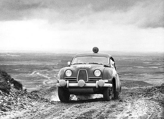 RAC 1962 Saab 96 Erik Carlsson