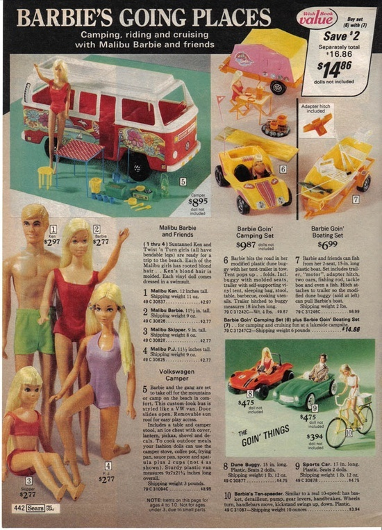 retro camping ads images | Vintage Ads