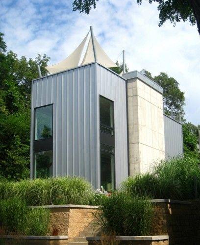 Retreat House / John DeSalvo Design 9/19/2011 via ArchDaily
