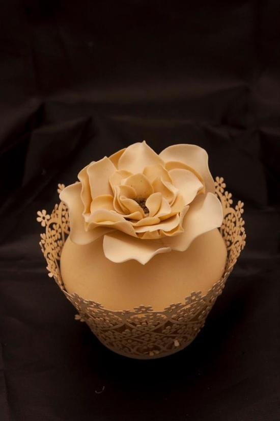 Beautiful handmade rose :)