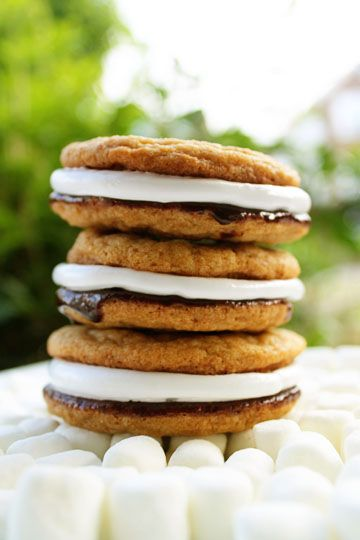 More S'mores cookies?