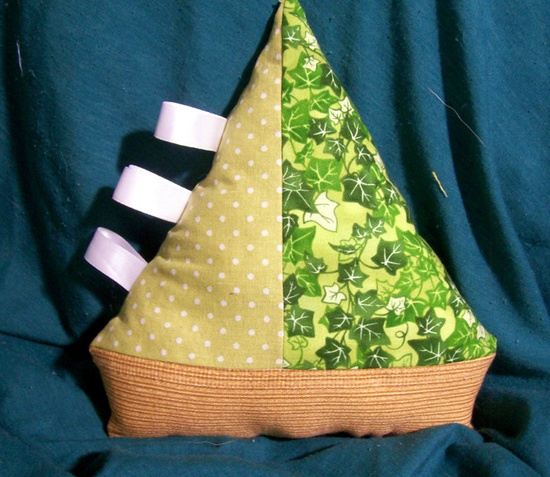 Ivy Sail Boat Baby Toy