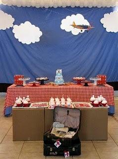 plane party