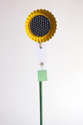 #Fiore Girasole formoso by FioRIuso: 9,00 €  #recycle #ecologic #creative #handmade #sunflower