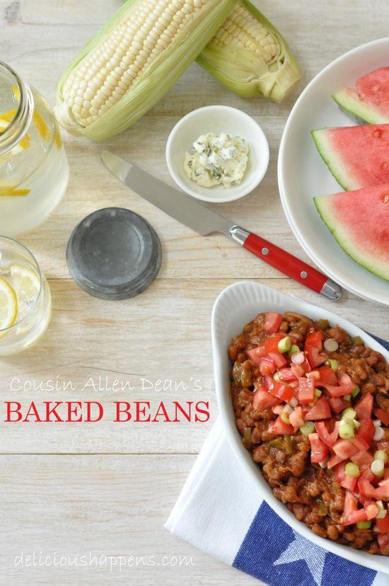 Vegan Baked Beans (delicioushappens.com)