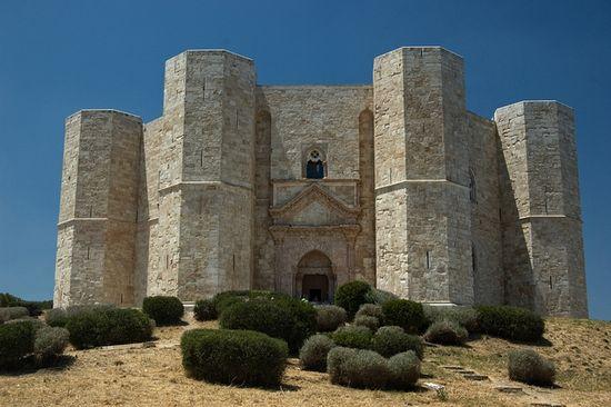 Castel del Monte, comune di Andria, Italy