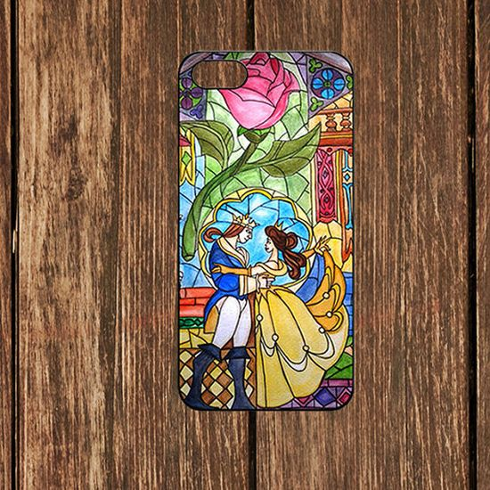 Beauty and The Beast Couple Human iPhone 5 case iPhone 4 case iPhone 4s case Samsung Galaxy s3 case Galaxy s4 Case iPhone Plastic Rubber