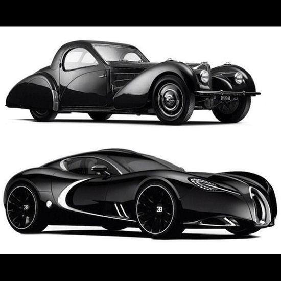 """Oh my!"" Bugatti Gangloff Concept"