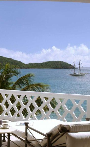 Ahhh. Escape to Antigua & Barbuda.