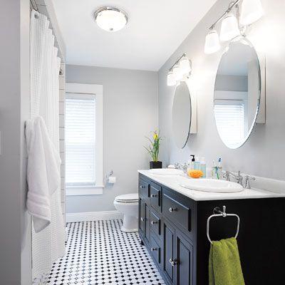 Upstairs bathroom remodel?