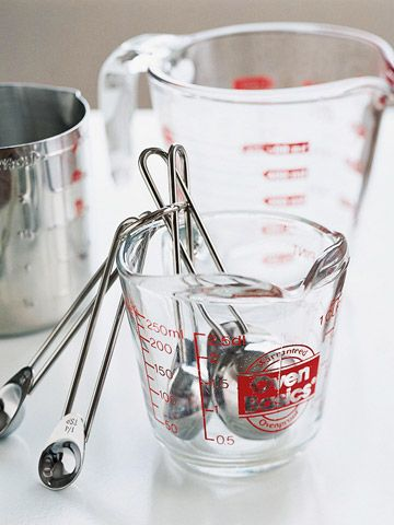 Using correct measurements is key to a recipe's success. Refer to our Convert Liquid Measurements guide to ensure accuracy:  www.bhg.com/...