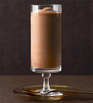 Elegant Chocolate Recipes: Chocolate Shake