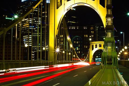 Pittsburgh bridge!