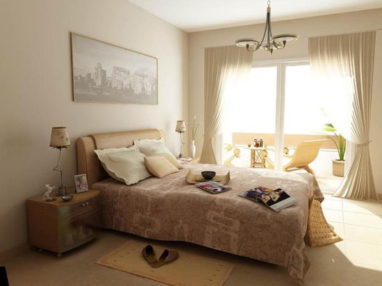 chic bedroom decorating ideas