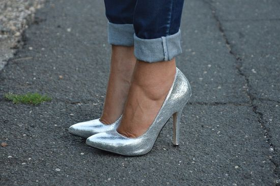 #fashion #shoes Don't Call Me Fashion Blogger!: Frontrow