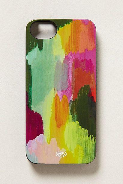 Paint Strokes iPhone Case