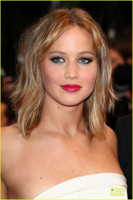 Celeb Diary: Jennifer Lawrence @ 2013 Cannes Film Festival