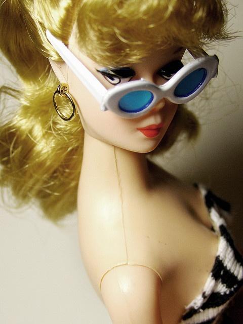 1950s Barbie
