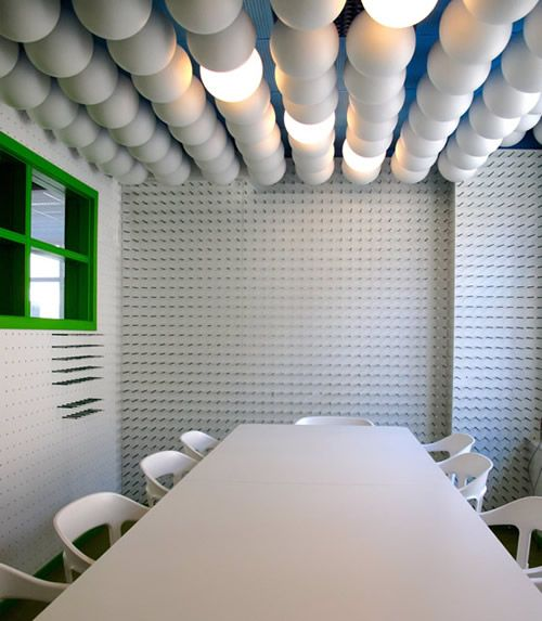 Fabricville by Electric Dreams Office Design Pictures