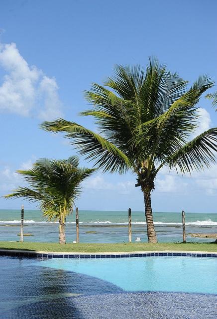 Nannai Beach Resort, Pernambuco, Brazil. Photo: Blad M, via Flickr
