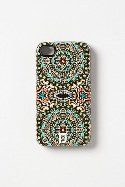 Kaleidoscopic iPhone Case by Anthropologie on Shop For Fun