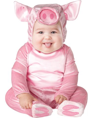 Yes, this little piggy