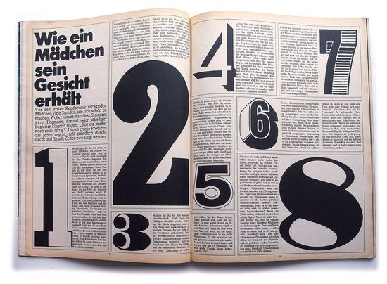 Twen Magazine from West-Germany   Late 1960s -Early 1970s