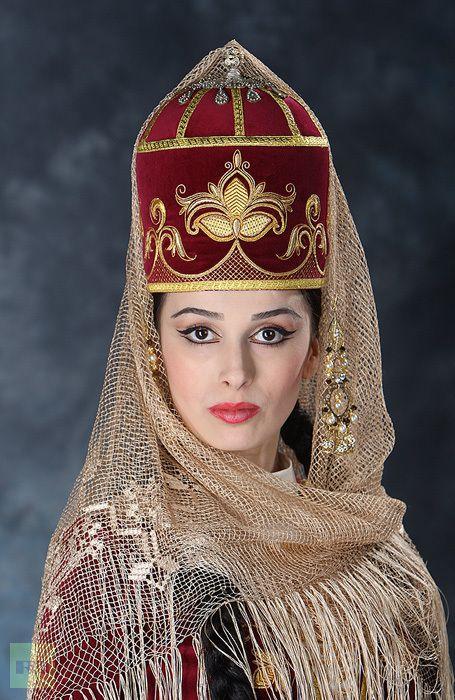 Kabardinsky national wedding costume – Russiapedia