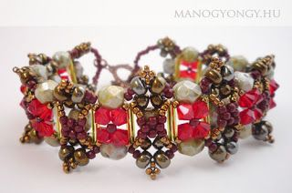 'Mano' bead jewelry handmade jewelry designer