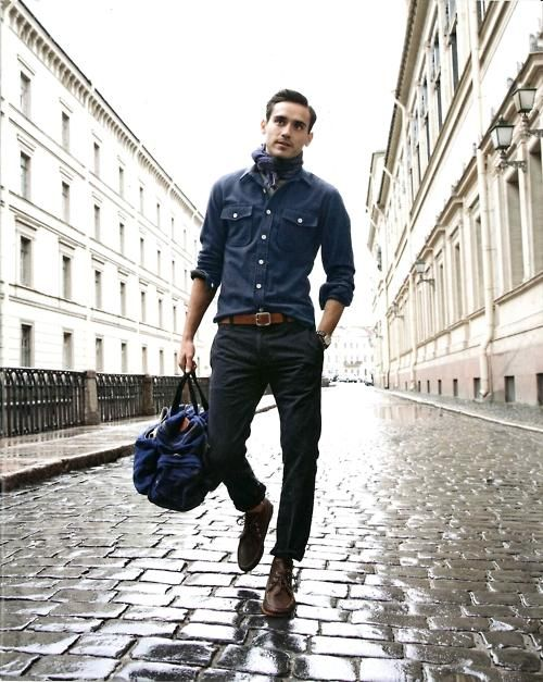 Mens fashion / mens style  jcrew in st. Petersburg, Russia