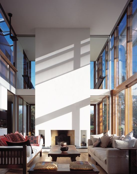 So much light! - House at Pipers End / Níall McLaughlin Architects
