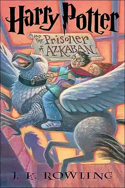 Harry Potter and the Prisoner of Azkaban written by J. K. Rowling