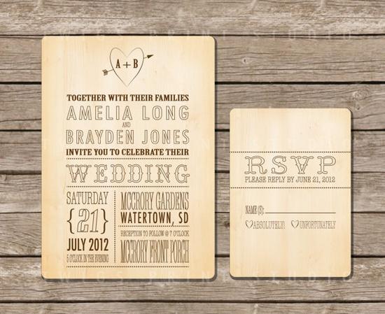 invitation ideas!