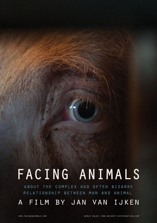 Film about the complex and often bizarre relationship between man and animal by first time director Jan van IJken. Why do we look away from millions of animals in industrial farms while pampering and humanizing others?