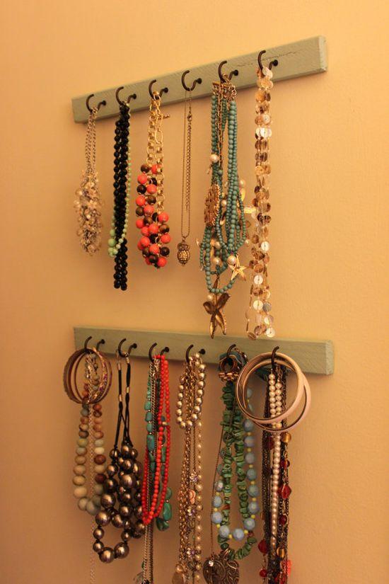 Jewelry Organizer! =)