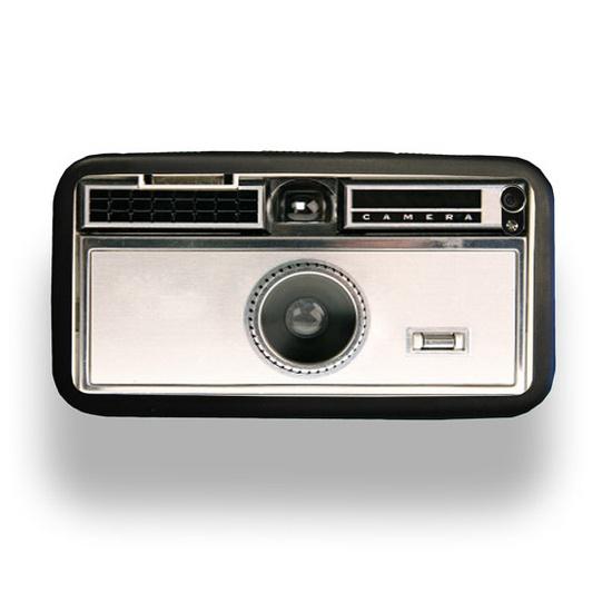 iphone 4 case- Vintage Camera