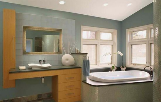 15 Bathroom Design Ideas Turquoise Color Dynamic....