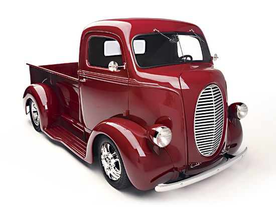 Ford COE. Oh yeah!