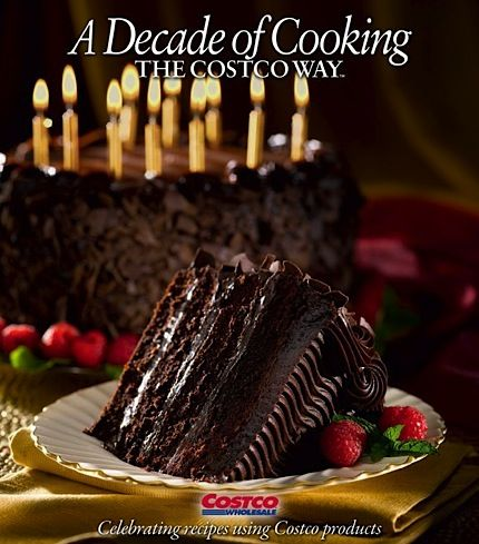 FREE e-Cookbook: Costco Decade of Cooking! at TheFrugalGirls.com #cooking #recipes