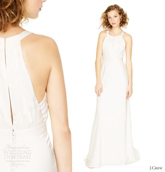 J.Crew Bridal 2012 collection