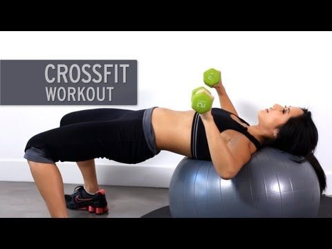 Ultimate CrossFit Workout