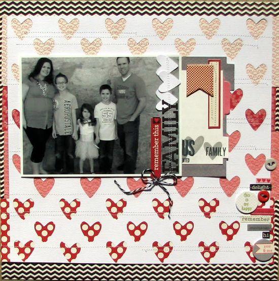 Family *Lily Bee Design* - Scrapbook.com