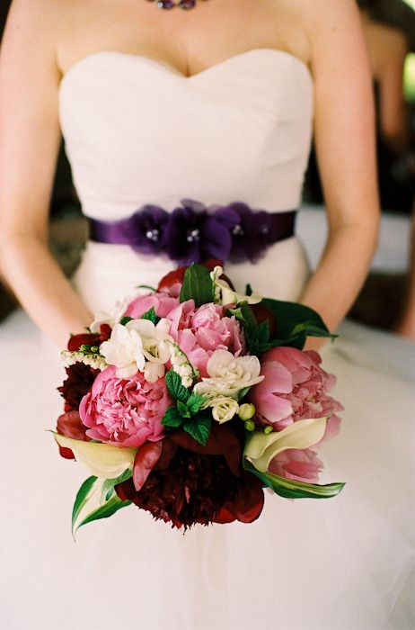 This bouquet is just awesome! Photography by jenfariello.com, Floral Design by dolleymadisongard...