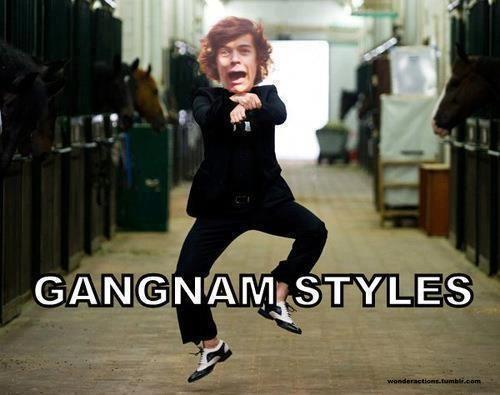 Gangnam Styles