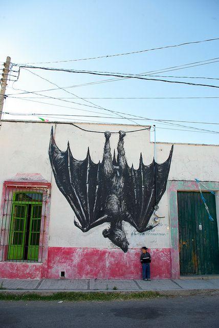 ROA Mexico...street art