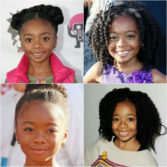 Lil girls hairstyles