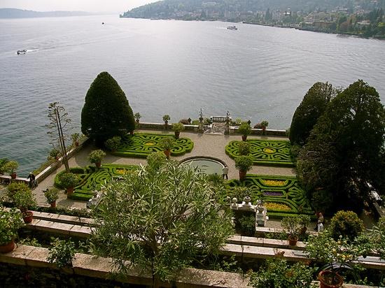 Lago Maggiore, Isola Bella, Italia Por Laura Gurton, un Través de Flickr